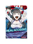 Real Account - tome 12