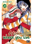 A town where you live - tome 20
