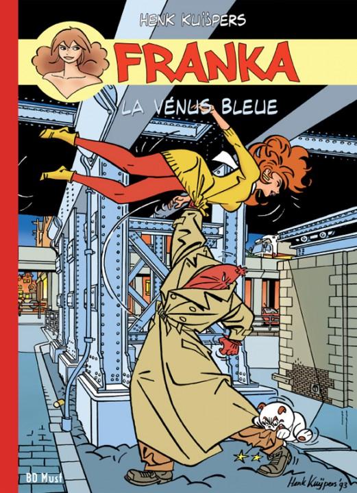Franka - tome 12 : La vénus bleue [tirage spécial] / BD