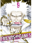 Friends Games - tome 9