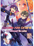 Sword Art Online : Ordinal scale - tome 4
