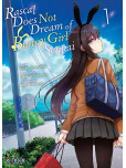 Rascal Does Not Dream of Bunny Girl Senpai - tome 1